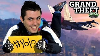YOLO BUCKET LIST CHALLENGE! (Grand Theft Smosh)