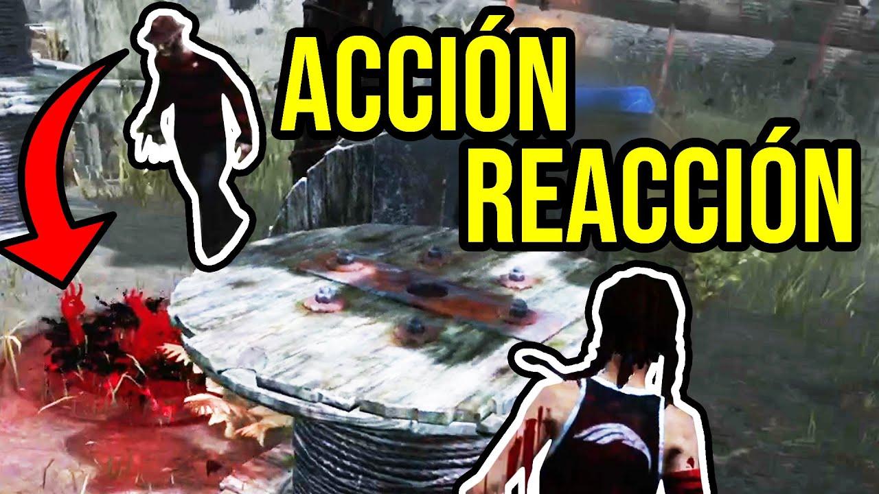 Acción/Reacción Contra Su Poder Más Fuerte