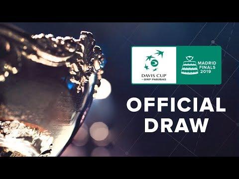 Follow the Davis Cup Madrid Finals Draw Mp3