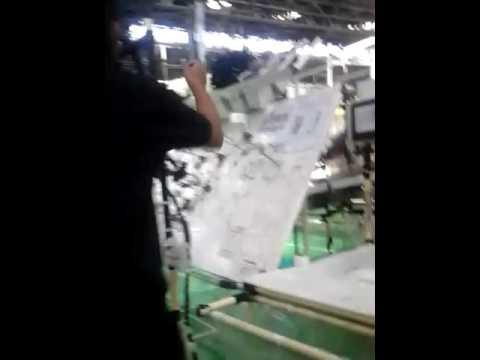Work of yazaki(1) - YouTube Yazaki Wiring Harness Chennai on