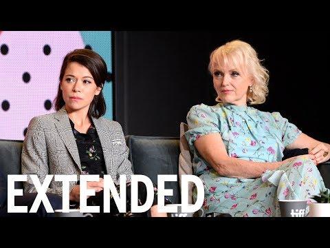 Tatiana Maslany, Miranda Richardson Talk 'Stronger' Impact TIFF