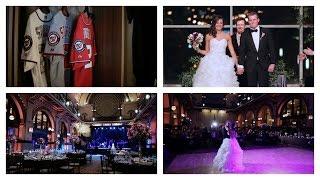 Indianapolis Artsgarden Wedding - Union Station Wedding Reception - Brittani + Drew Storen