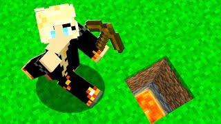 Can I Survive My First Night In Minecraft without PrestonPlayz?