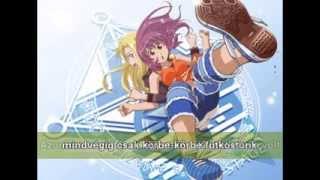 Következő fordításom szenvedő alanyaként a Kaleido star című anime ...