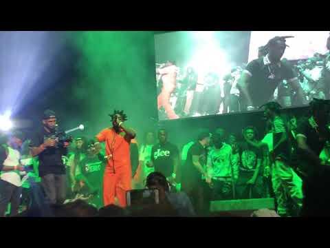 Kodak Black - Vibin In This Bih (Live at Watsco Center in Coral Gables,FL on 8/10/2017)