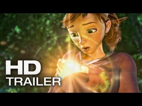 EPIC Offizieller Trailer 2 German Deutsch HD 2013
