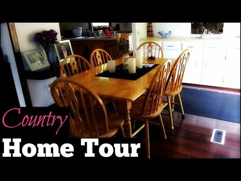 My Country House Tour|Brandy Crawford