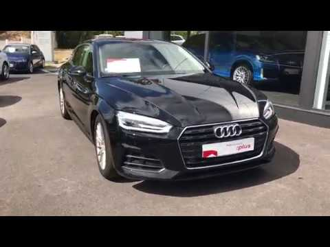 audi a5 sportback 2 0 tdi 190ch business line s tronic 7 youtube. Black Bedroom Furniture Sets. Home Design Ideas