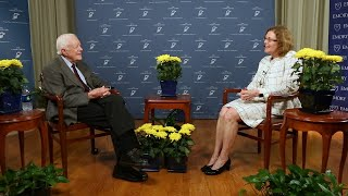 Conversations with Claire - President Jimmy Carter full interview