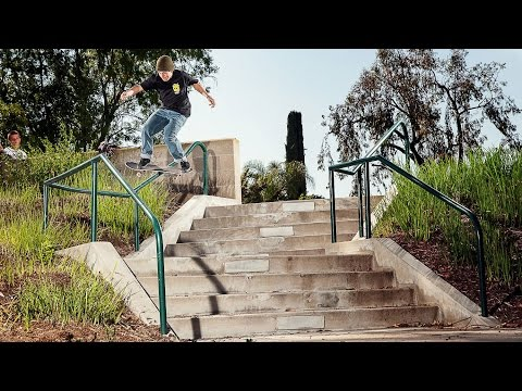 Unwashed: Aidan Campbell's 'Oddity' Part