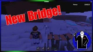 Roblox Lumber Tycoon 2-construindo uma ponte