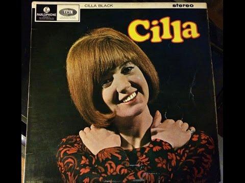 """""""BABY IT´S YOU"""" CILLA BLACK  PARLOPHONE LP PCS 3063 P.1965 UK"""