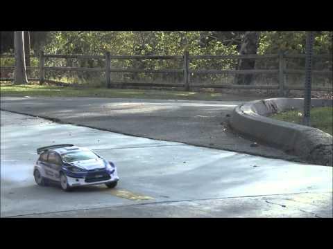 Kyosho DRX Fiesta