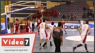 مصر تفوز على البحرين 56/89 وتصعد لنهائى البطولة العربية للسلة