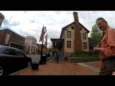 JONESBOROUGH  OLDEST CITY/TOWN IN TENNESSEE