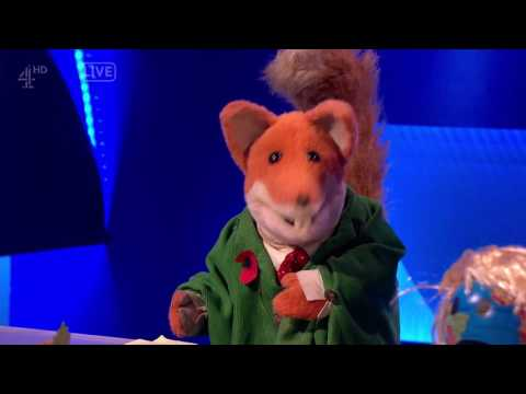 Basil Brush's Big Boom Boom - The Last Leg