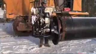 Монтаж трубопровода USA.flv