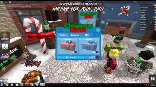 Roblox MM2: Operation Unboxing