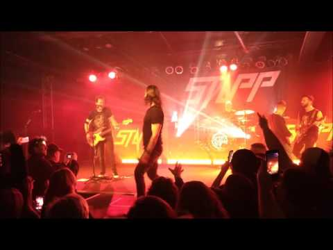 Scott Stapp Live In Indianapolis   December 1, 2016   Filmed with Moto Z Play