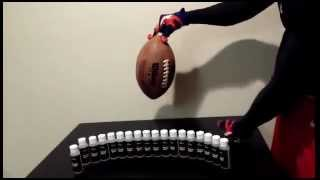 Gridiron Grip : How To Make Your Football Gloves Sticky