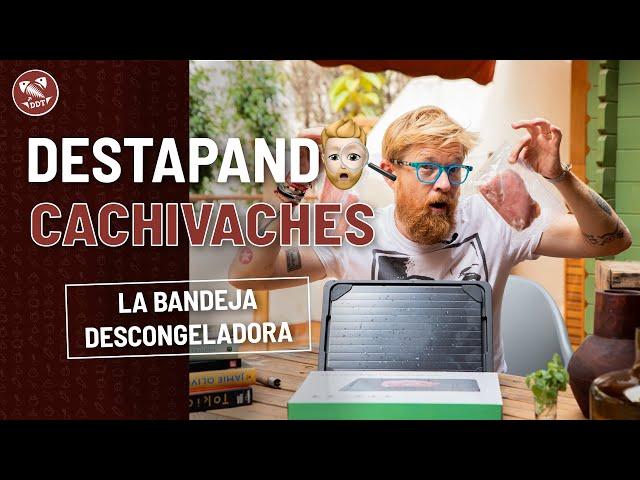 LA BANDEJA DESCONGELADORA *DESTAPANDO CACHIVACHES*