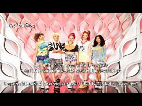 F(x) - Toy [English subs + Romanization + Hangul] HD
