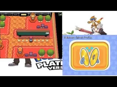 Pokemon Platinum: Part 4  Pokemon Wi-Fi Plaza