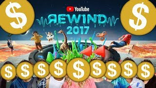 THE REAL YouTube Rewind: The Demonetization of 2017 | #YouTubeRewind