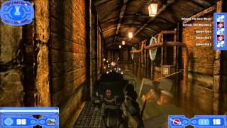 Apocalyptica (PC Game) - Level 02 - Jerusalem V - Sewers