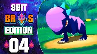 Wir haben Typen Probleme 😢 | Pokémon ORAS 8Bit Bros Nuzlocke Deutsch [ROM HACK] #04