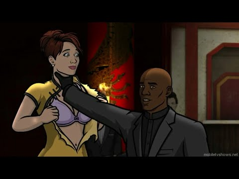 Archer Season 11 Episode 2 Licence To Gently Subdue