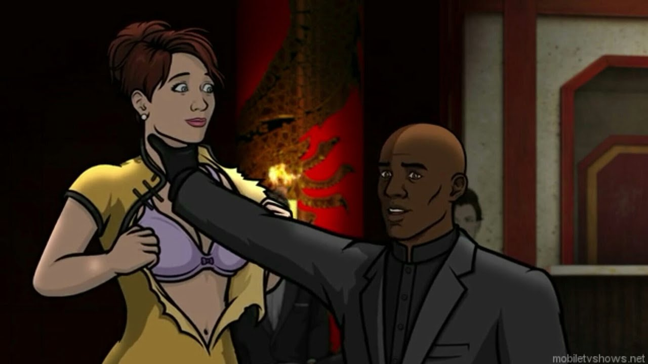 Download Archer Season 11 Episode 2 Licence To Gently Subdue