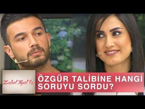 Zuhal Topal'la 199. Bölüm (HD) | Özgür Talibine Hangi Önemli Soruyu Sordu?