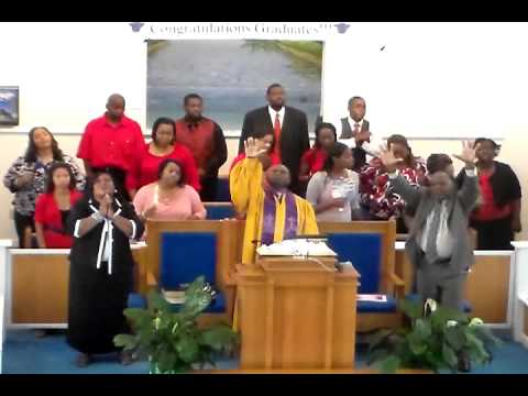 Mt Olive Missionary Baptist Church Young Adult Choir ...