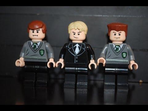 4k Lego Harry Potter Year 2 Crabbe And Goyle True Wizard 100 Xbox One X Walkthrough Youtube