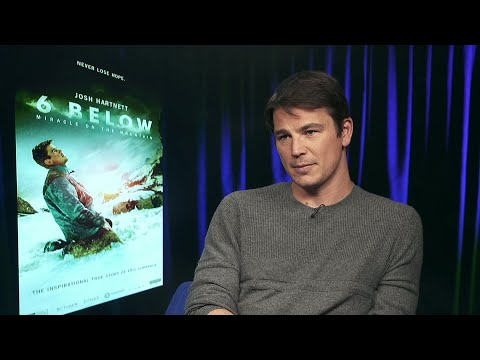 Josh Hartnett: 'I'm not a natural survivalist'