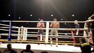 Ginty Vrede vs Hesdy Gerges