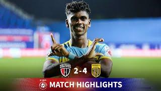 Highlights - NorthEast United FC 2-4 Hyderabad FC - Match 51 | Hero ISL 2020-21