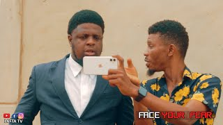 Download Homeoflafta Comedy - THE MOTIVATIONAL SPEAKER - FACE YOUR FEAR (Homeoflafta comedy)