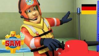 Feuerwehrmann Sam Deutsch Neue Folgen | Feuer in der Feuerwache | Rettungseinsatz 🚒 Kinderfilm