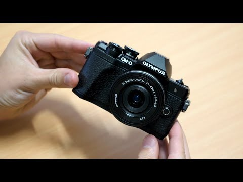 Olympus E-M10 Mk III - Review and Sample Photos