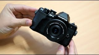 olympus OM-D E-M10 Mark III review: the full and complete test