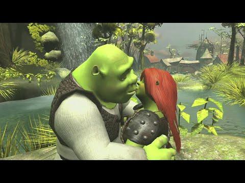 Shrek Forever After Full Gameplay Walkthrough ( Longplay)