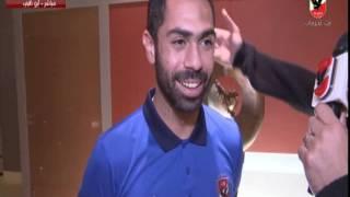رياضة 24 | #كلاسيكو_العرب|فيديو| معلول يداعب فتحي عن مركزه الجديد