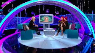 Joe Sugg impersonation Dianne Buswell strictly come dancing #joanne