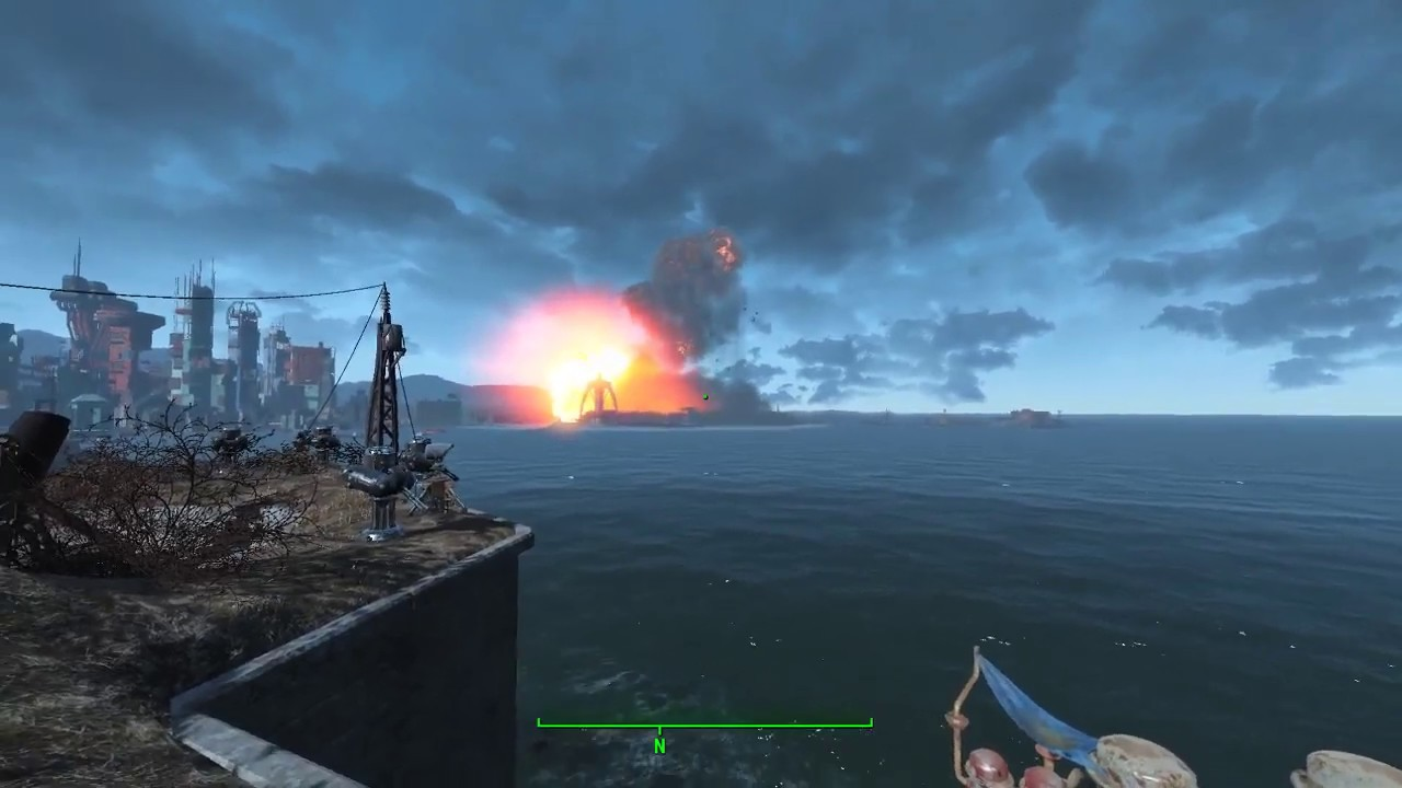 Fallout 4 Minutemen Main Quest - With Our Powers Combined
