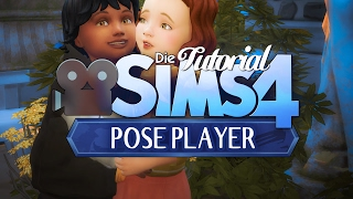 Pose Player Tutorial ★ Die Sims 4 (deutsch)
