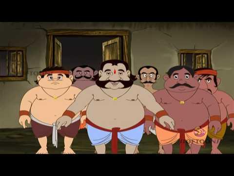 JHANU CHOR CHANU | THAKURMAR JHULI | NEW STORY | MOJAR GOLPO
