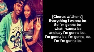 Big Sean Ft Jhene Aiko I M Gonna Be Lyrics