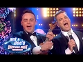 watch he video of Robbie Williams & Ukulele End Of The Show Show - Saturday Night Takeaway